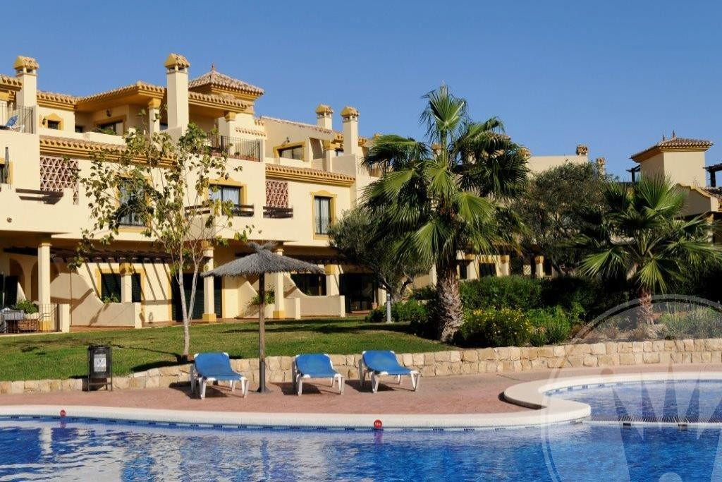 La Manga Club Resort - Hacienda del Golf 113 3 Bedrooms, for rent