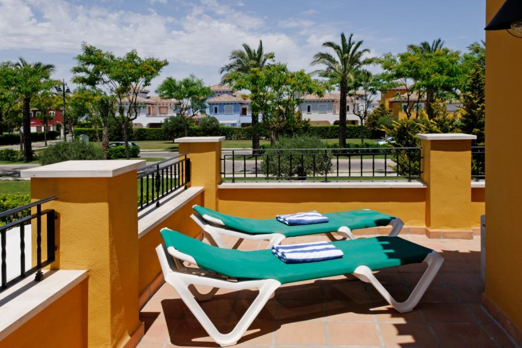 Mar Menor Golf Resort 119 4 Bedrooms, for rent
