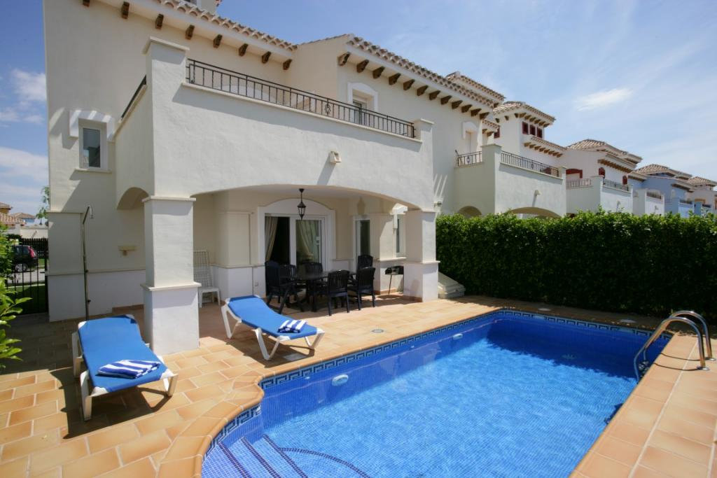 Mar Menor Golf Resort 126 2 Bedrooms, for rent