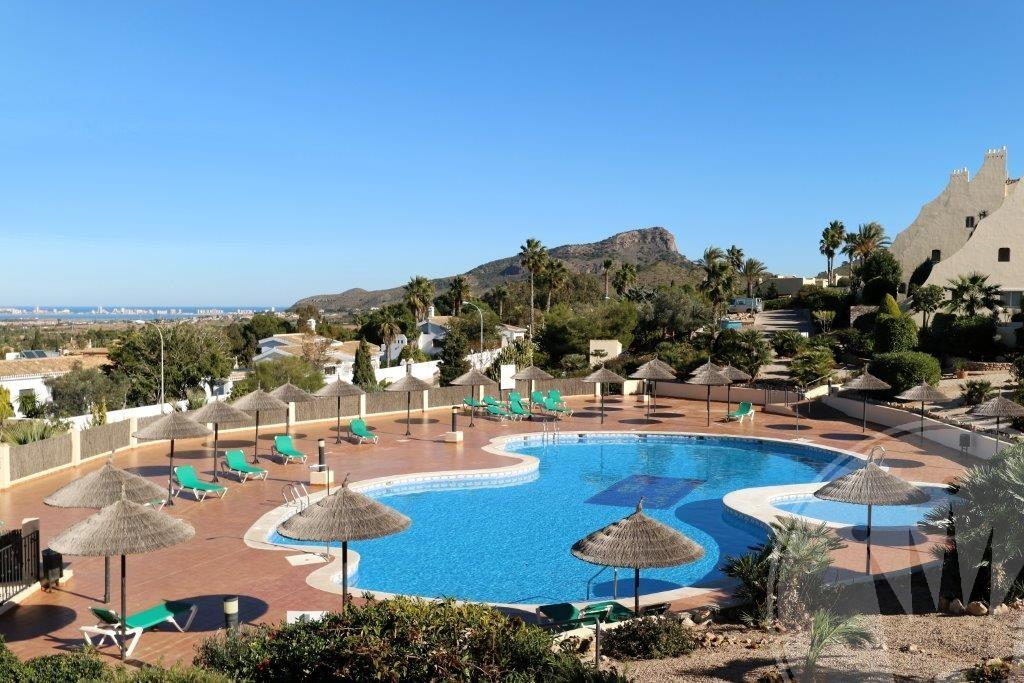 La Manga Club Resort - Los Olivos 374 3 Bedrooms, for rent