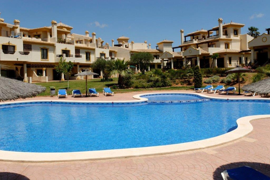 La Manga Club Resort - Hacienda del Golf 427 2 Bedrooms, for rent