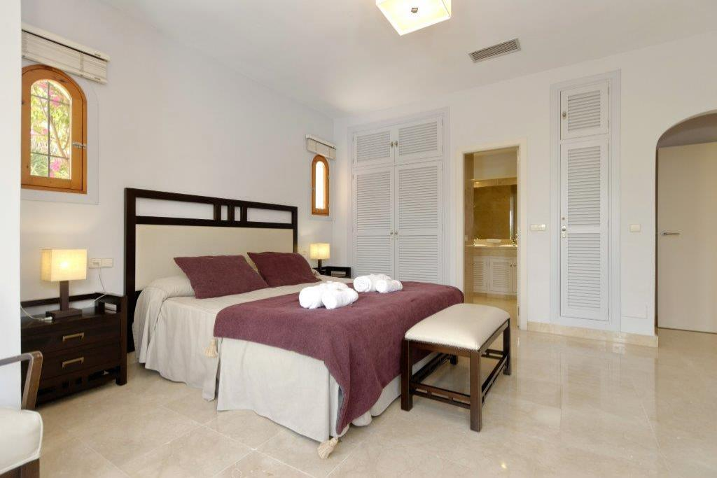 La Manga Club Resort - Individual Villa 478 4 Bedrooms, for rent