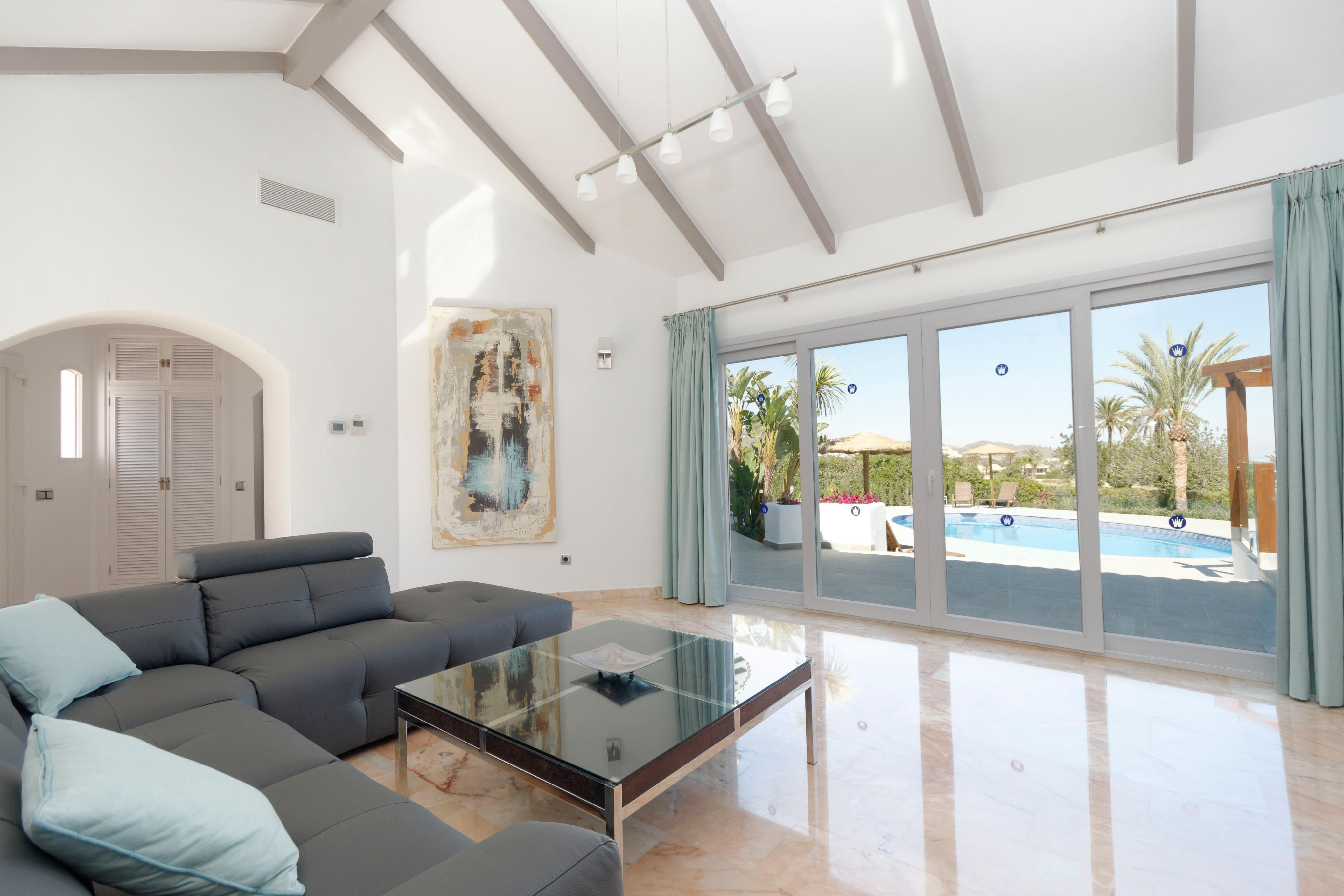 La Manga Club Resort - Individual Villa 524 4 Bedrooms, for rent