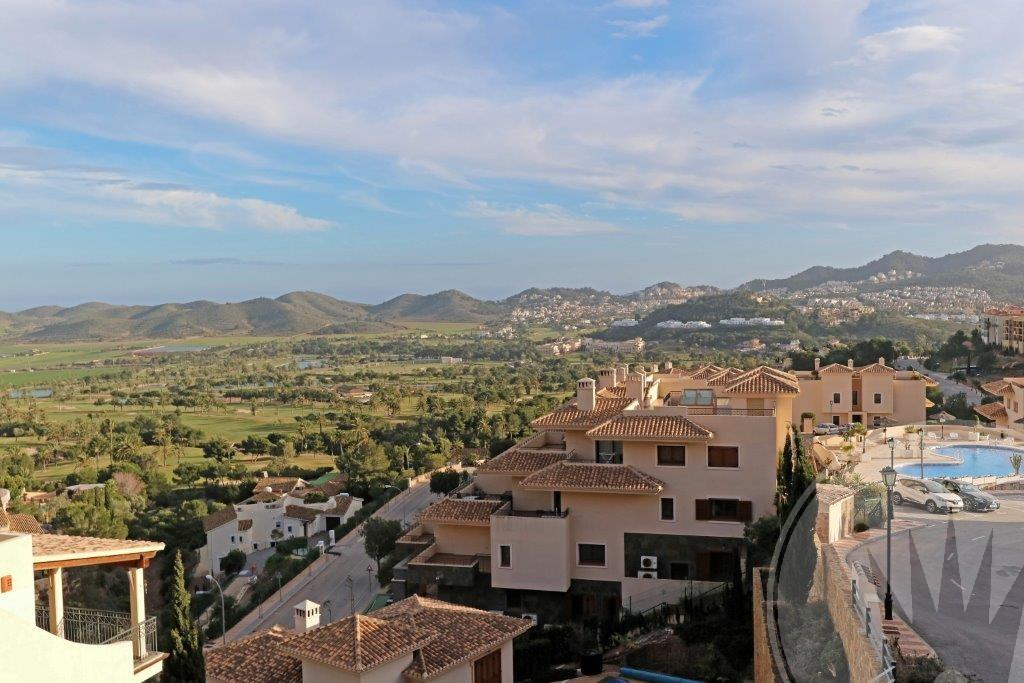 La Manga Club Resort - Buena Vista 550 3 Bedrooms, for rent