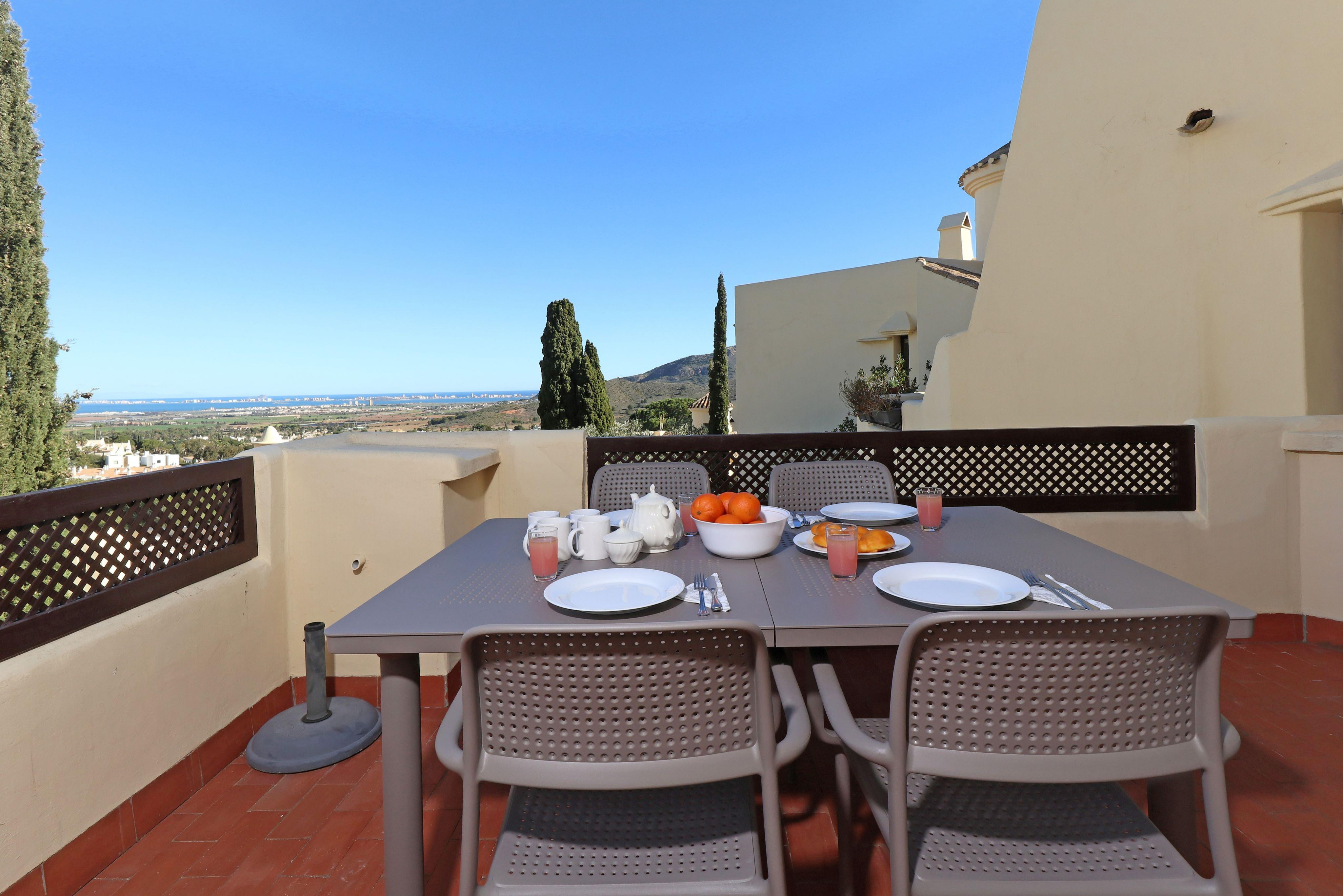 La Manga Club Resort - Los Molinos 567 2 Bedrooms, for rent