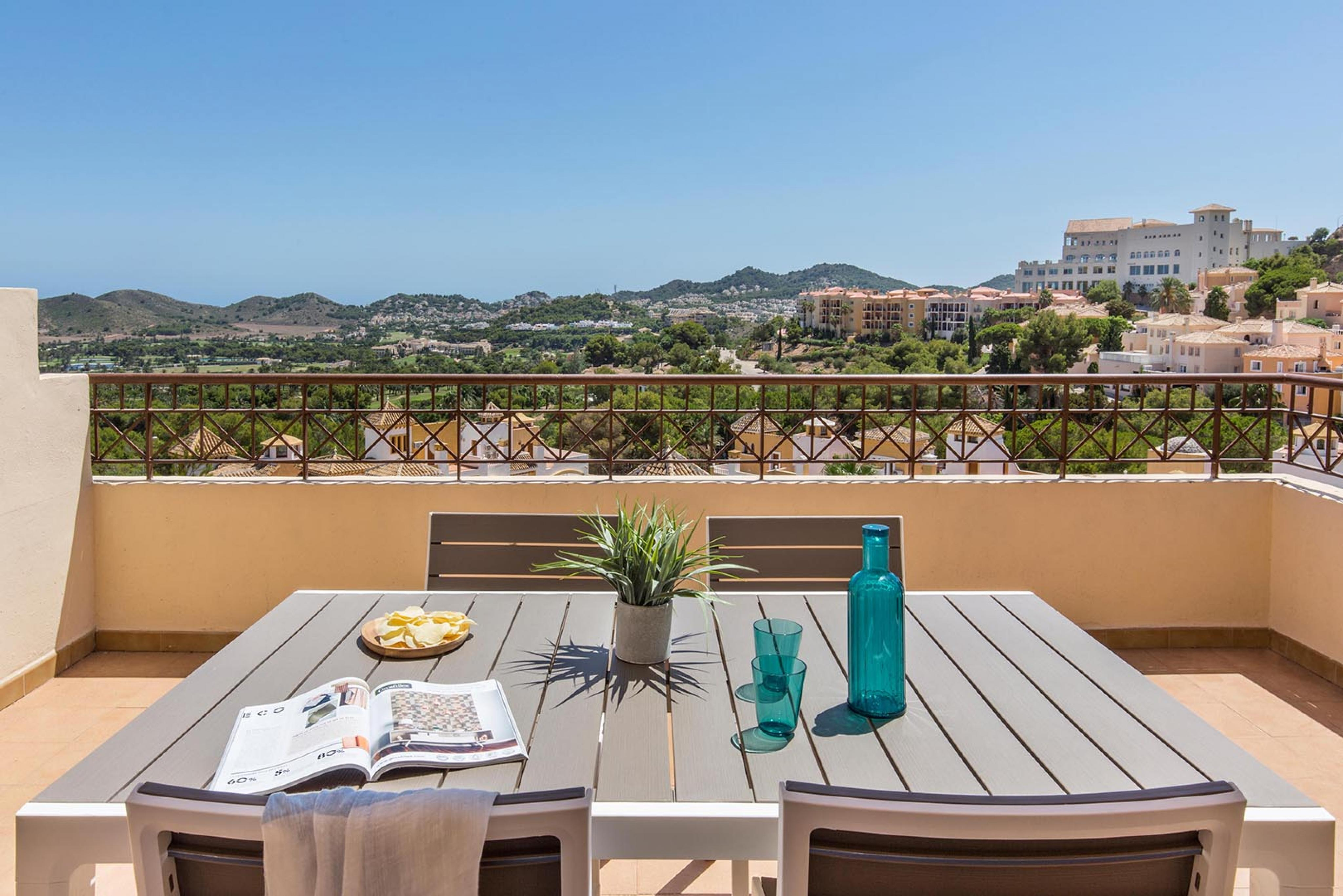 La Manga Club Resort - Buena Vista 577 2 Bedrooms, for rent
