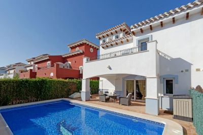 Mar Menor Golf Resort Villa for rent 526