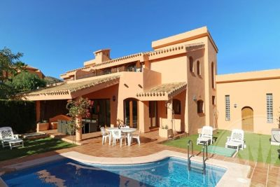 El Coto del Golf Villa for rent 558